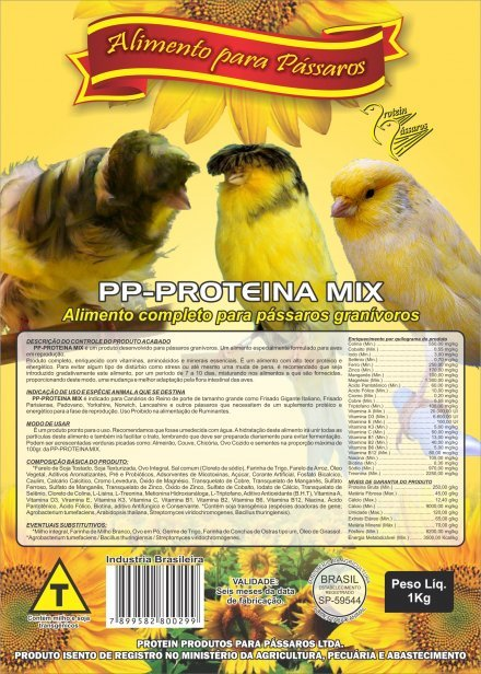 PP-PROTEINA MIX 1 KG